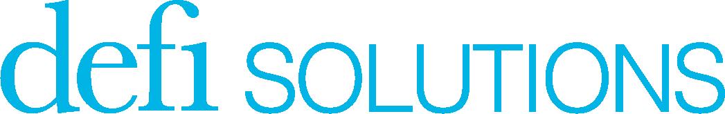 defi SOLUTIONS logo