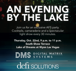 defi DMS AFS Party 2015