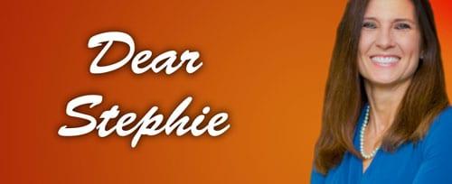 Dear Stephie