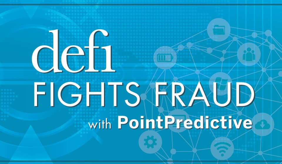 defi fights fraud with pointpredictive